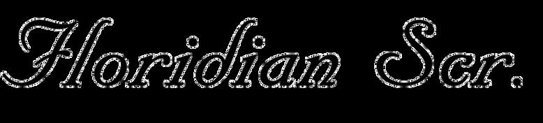Floridian Script