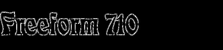 Freeform 710