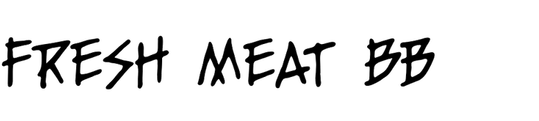 Fresh Meat BB