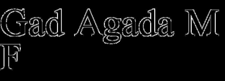 Gad Agada MF