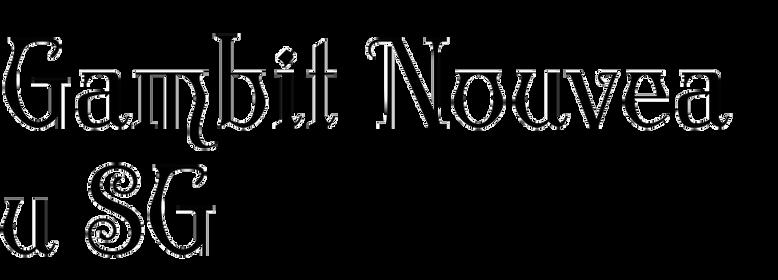 Gambit Nouveau SG