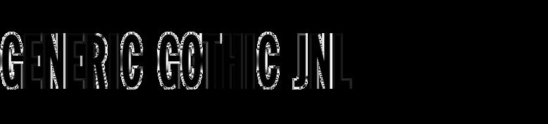 Generic Gothic JNL