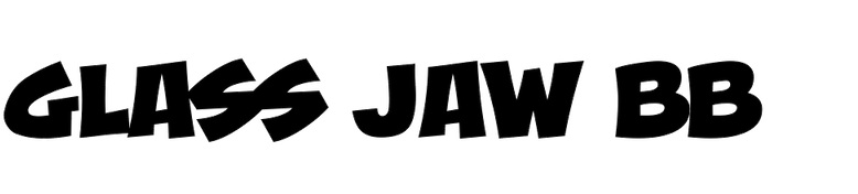 Glass Jaw BB