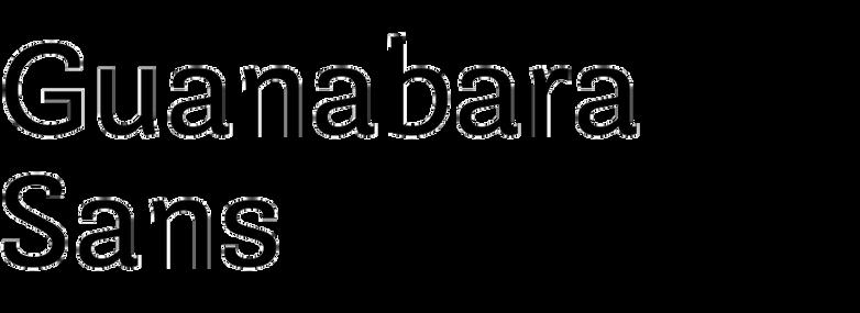 Guanabara Sans