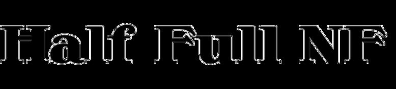 Half Full NF
