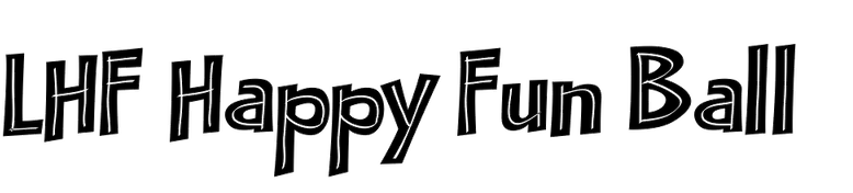 LHF Happy Fun Ball