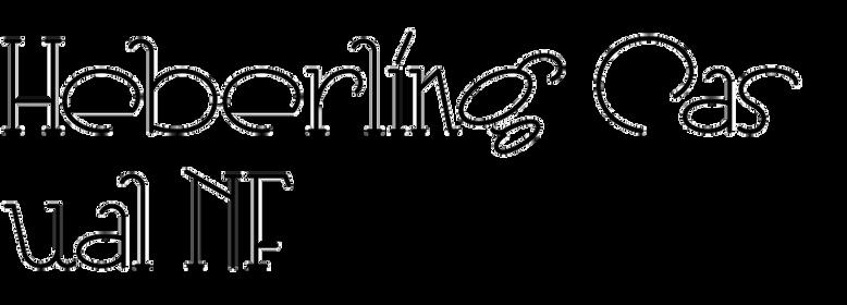 Heberling Casual NF