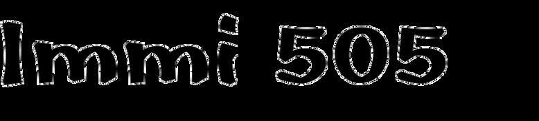Immi 505