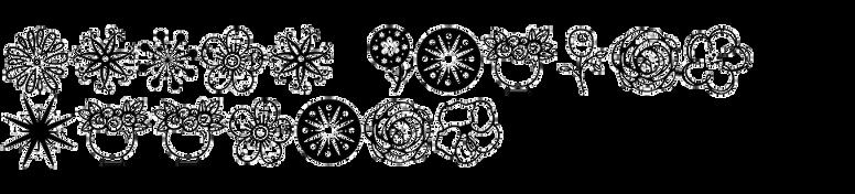 Janda Flower Doodles
