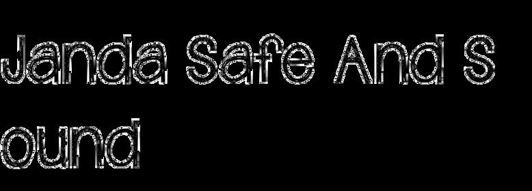 Janda Safe And Sound