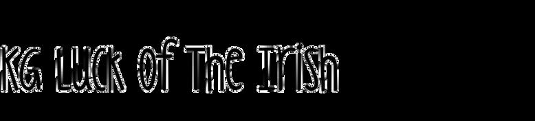 KG Luck Of The Irish