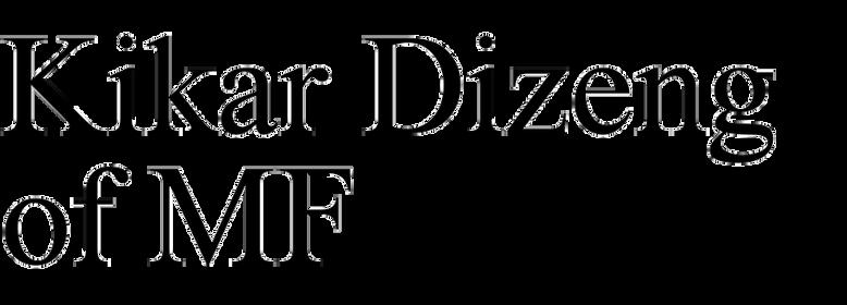 Kikar Dizengof MF