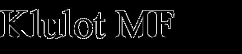 Klulot MF