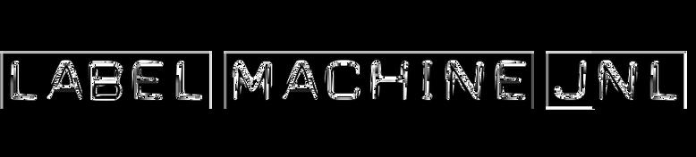 Label Machine JNL