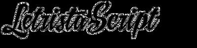 Letrista Script