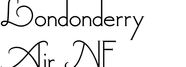 Londonderry Air NF