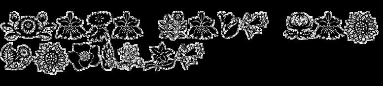 Mini Pics Lil Flowers