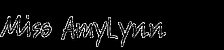 Miss AmyLynn