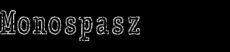 Monospasz
