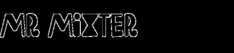 Mr Mixter