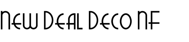 New Deal Deco NF