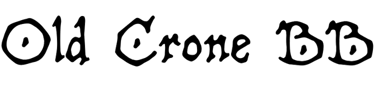 Old Crone BB