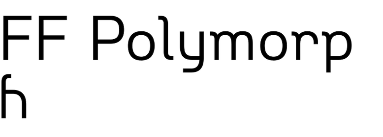 FF Polymorph