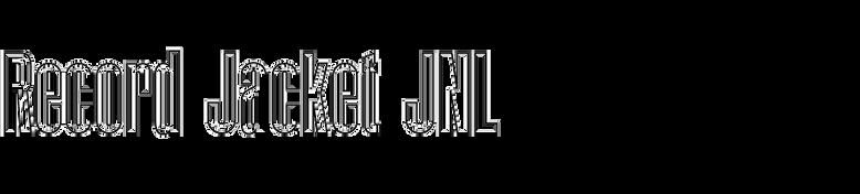 Record Jacket JNL