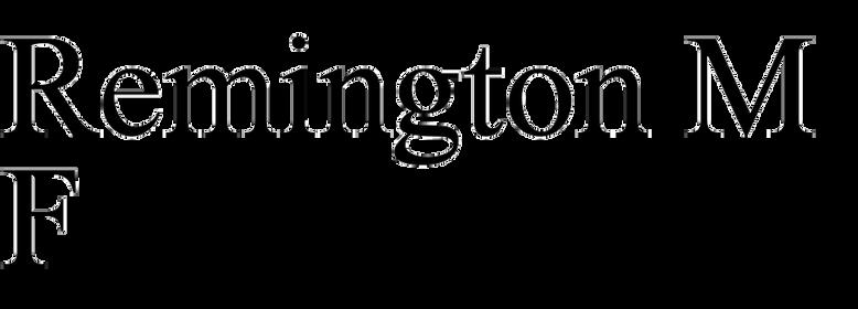 Remington MF