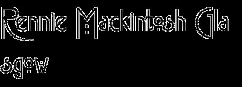 Rennie Mackintosh Glasgow