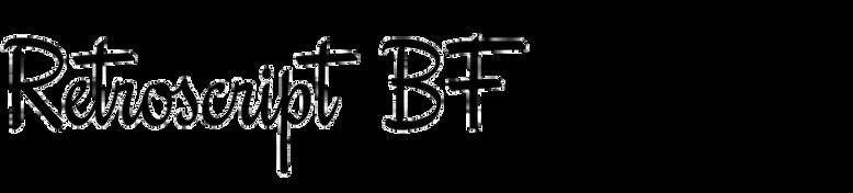 Retroscript BF