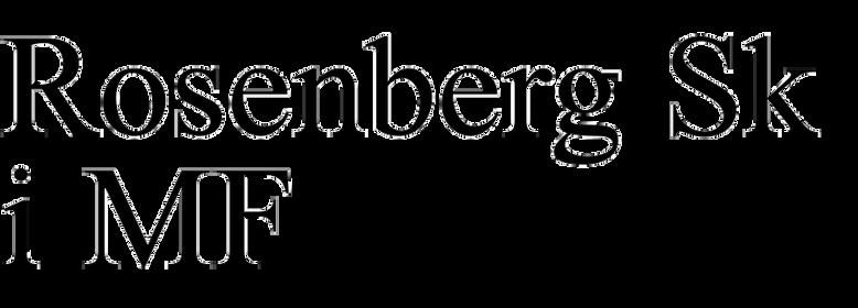 Rosenberg Ski MF