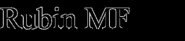 Rubin MF