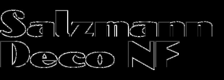 Salzmann Deco NF