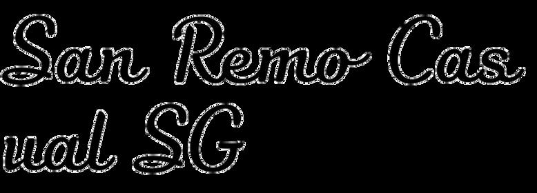 San Remo Casual SG