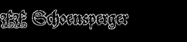 FF Schoensperger