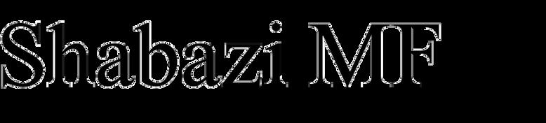 Shabazi MF