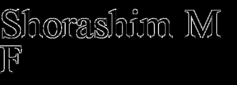 Shorashim MF