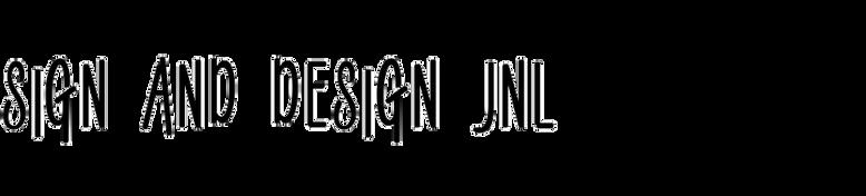 Sign And Design JNL