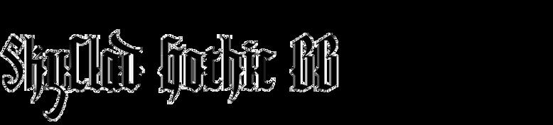 SkyClad Gothic BB