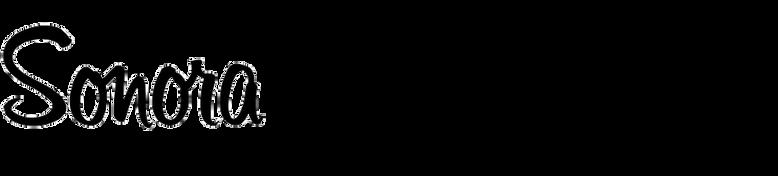 Sonora (profonts)