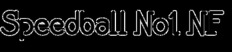 Speedball No1 NF