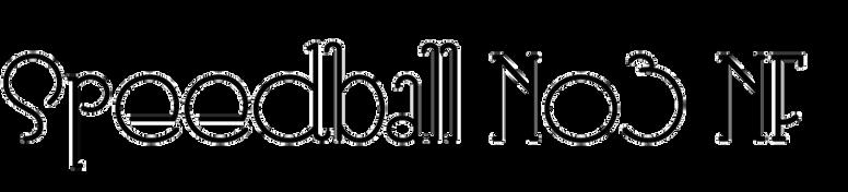 Speedball No3 NF