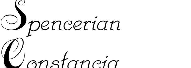 Spencerian Constancia