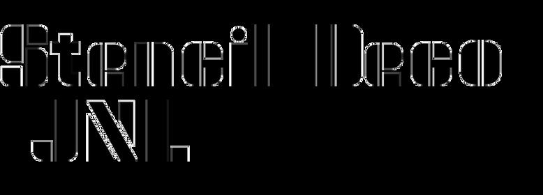 Stencil Deco JNL