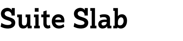 Suite Slab