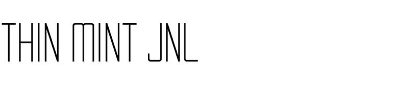 Thin Mint JNL