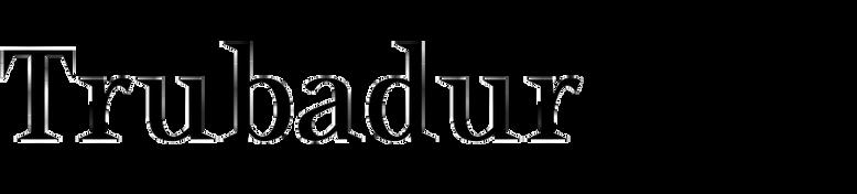 Trubadur