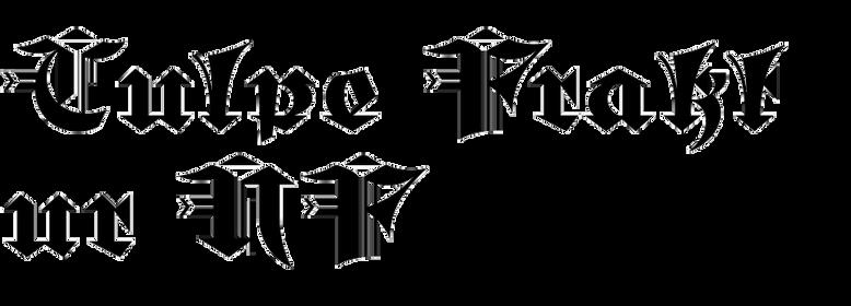Tulpe Fraktur NF