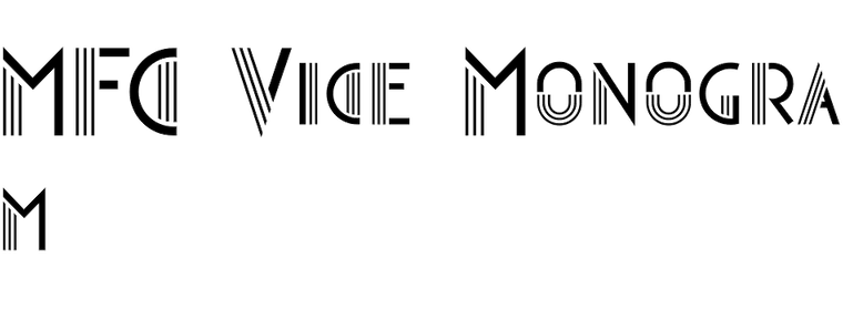 MFC Vice Monogram